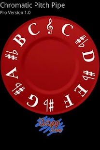 Chromatic Pitch Pipe Pro- screenshot thumbnail