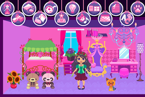Screenshot of My Princess Castle - Doll Game