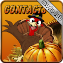 Thanksgiving Day GO Contacts icon
