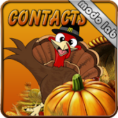 Thanksgiving Day GO Contacts