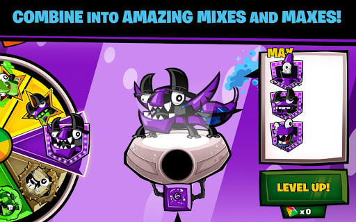 Android/PC/Windows için Calling All Mixels Oyunlar (apk) ücretsiz indir screenshot