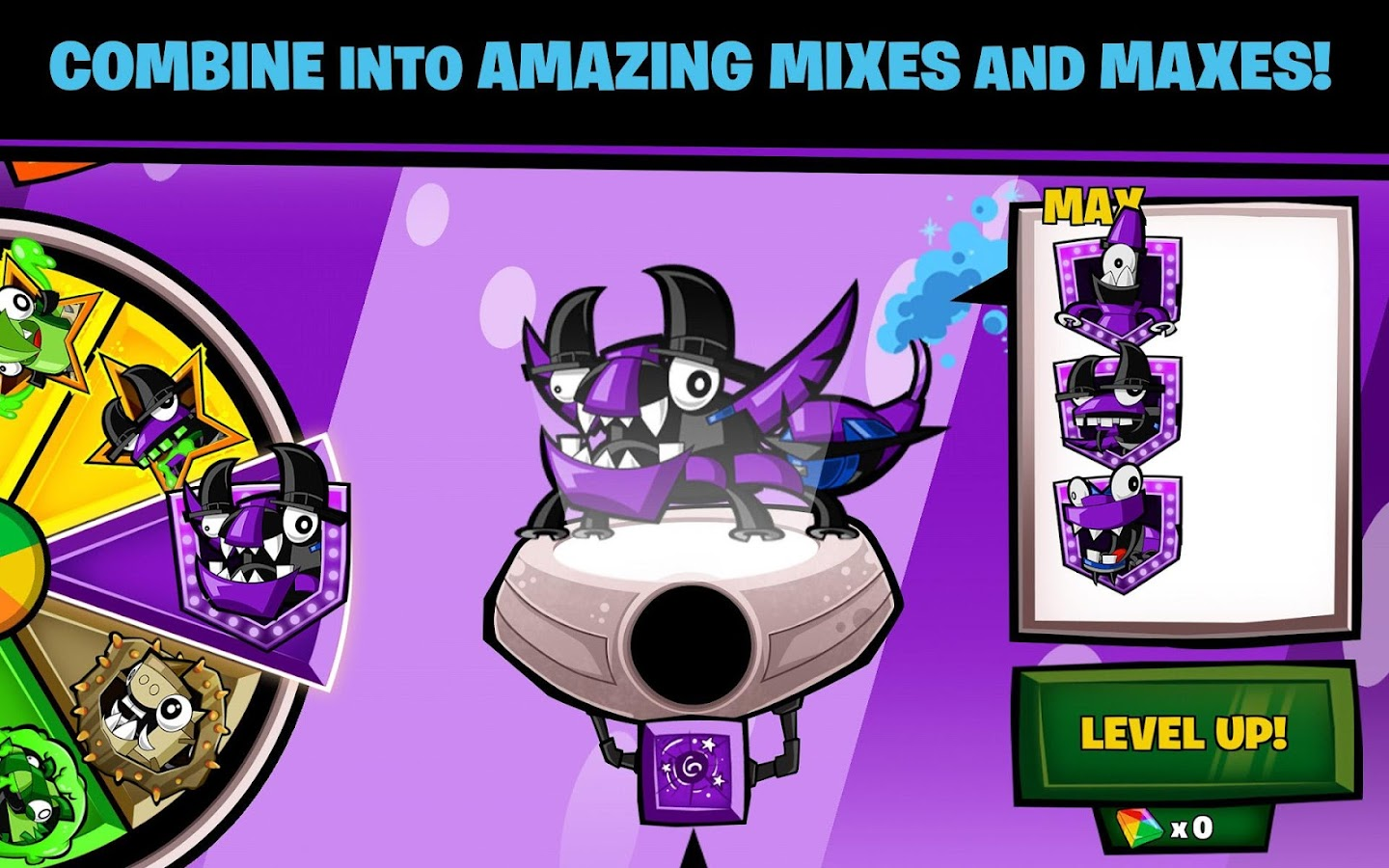 Calling All Mixels- screenshot