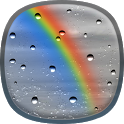 Raindrops Live Wallpaper icon