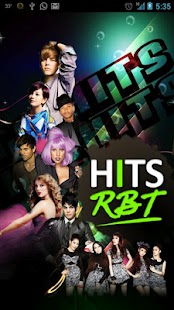 Hits Music Ringback Tone - screenshot thumbnail