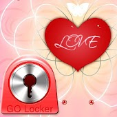 GO Locker Theme Romantic