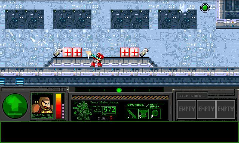 시발마린 - 피의능선 편 - screenshot
