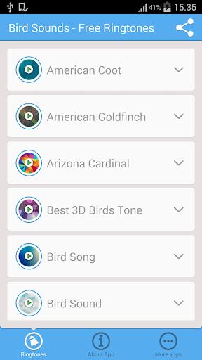 鳥聲音 - 免費鈴聲