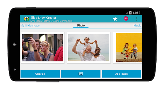 Slide Show Creator - screenshot thumbnail