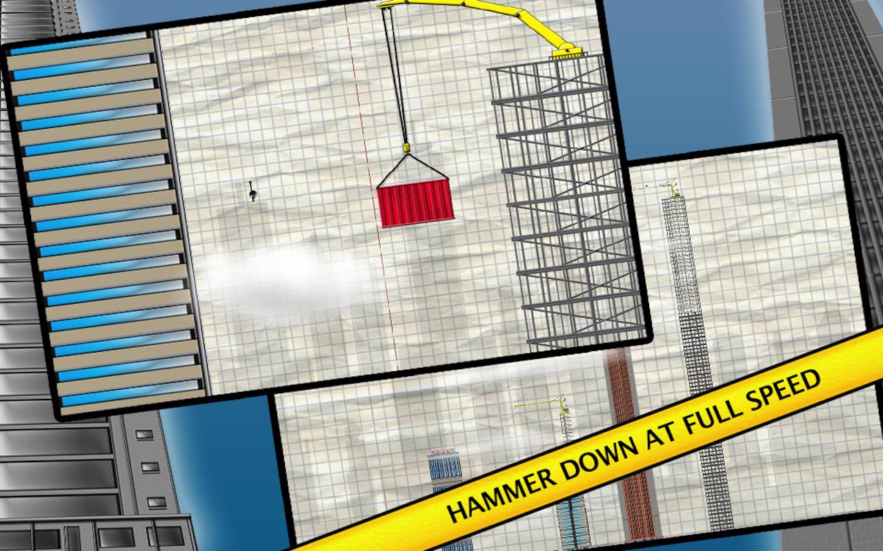 Stickman Base Jumper screenshot #13