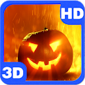 Mysterious Pumpkin Glow Flame icon