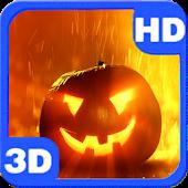 Mysterious Pumpkin Glow Flame