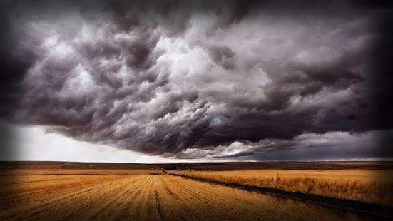 雷雨的動態壁紙