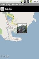 Screenshot of ImaMap