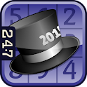 New Year's Sudoku icon