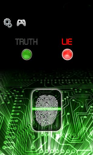 Lie Detector Simulator Fun Screenshot