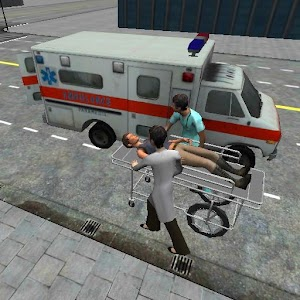 Ambulance Parking 3D Extended for PC and MAC