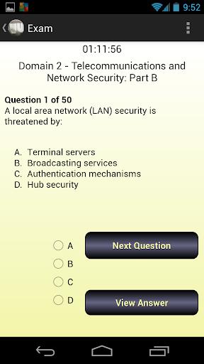 CISSP Evaluator Domain 2