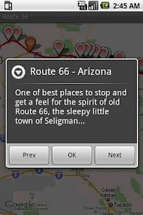 Route 66- screenshot thumbnail