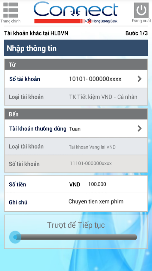 Connect by Hong Leong Bank(VN) - Android Apps on Google Play
