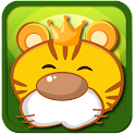Animal Keeper Kids Game logo