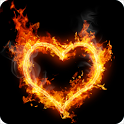 Magic Effect: Burning Heart icon
