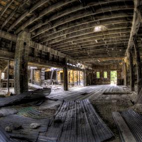by Dave Zuhr - Buildings & Architecture Decaying & Abandoned ( mine, d_zuhr, dzuhr )