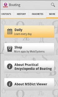 The Encyclopedia of Boating TR