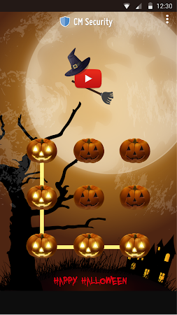 AppLock Theme - Halloween 1.0.2 screenshot 5799