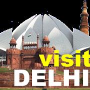 Visit Delhi 1.0 Icon