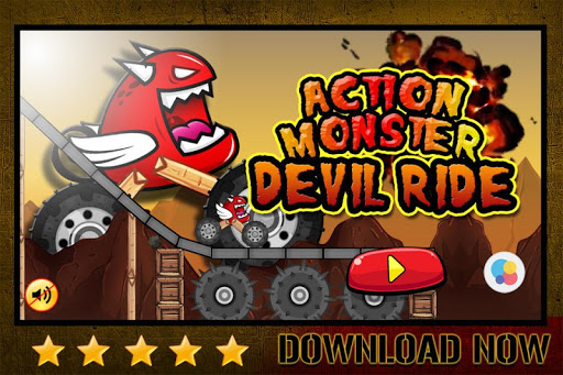 Action Monster Devil Ride