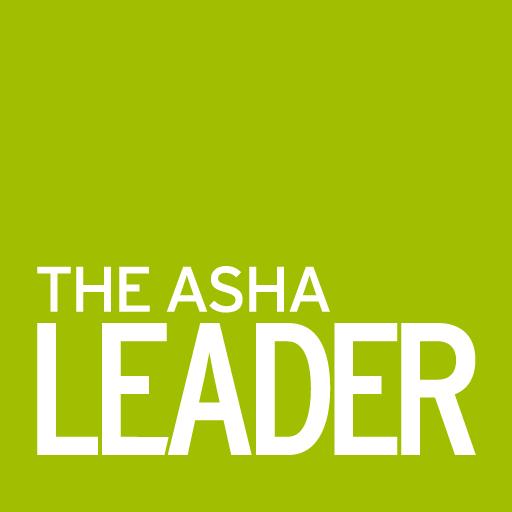 ASHA Leader LOGO-APP點子