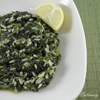 Rice With Frozen Spinach Recipes.