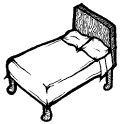 Bedside (Night Clock) icon