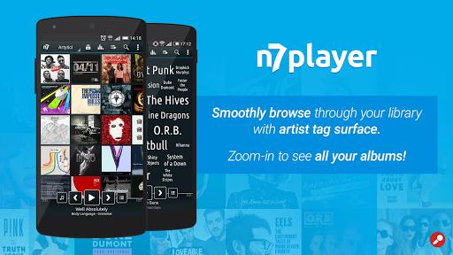 n7player Music Player Premium v Cracked [Latest] | APK4Free
