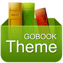 GOBook Christmas theme icon