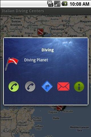 Italian Diving Center- screenshot