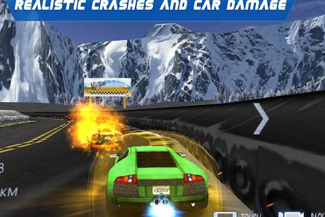 高速車3D賽車快