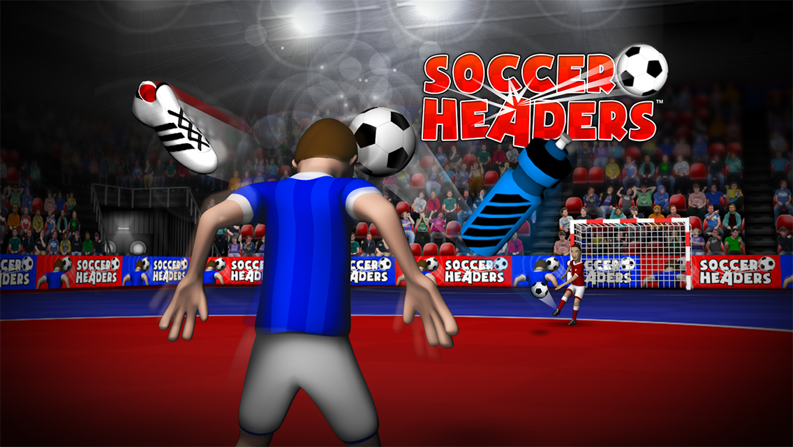 Soccer Headers - screenshot