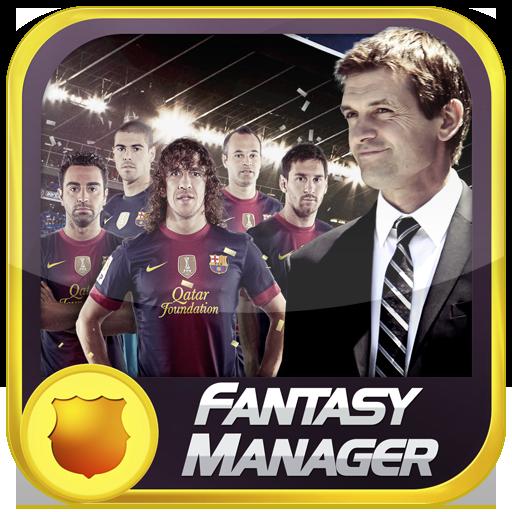 FC Barcelona FantasyManager'13