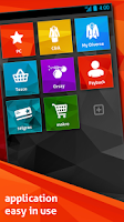 Screenshot of CardMate loyalty cards manager