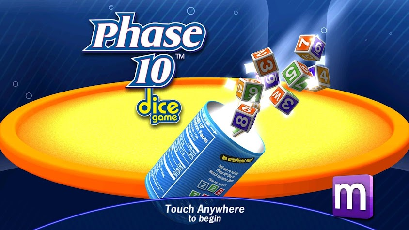 Phase 10 Dice™ Free Screenshot