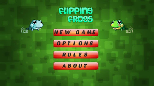 Flipping Frogs
