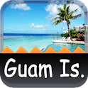 Guam Island Offline Map Guide icon