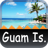 Guam Island Offline Map Guide