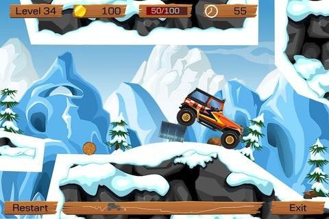 Snow Off Road- screenshot