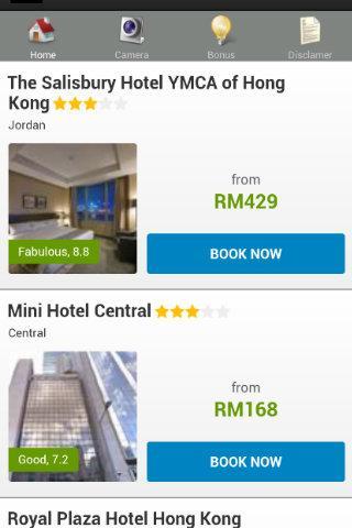 Hotels Hong Kong