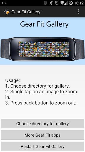 免費媒體與影片App Gear Fit Gallery 阿達玩APP