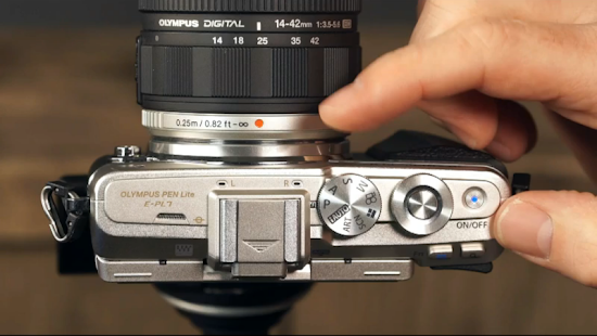 Olympus PEN E-PL7 by QuickPro- screenshot thumbnail