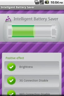 Intelligent Battery Saver - screenshot thumbnail