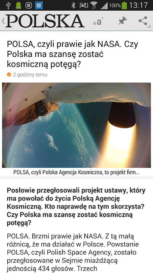 Polska - screenshot